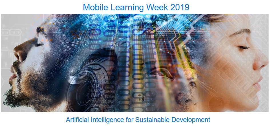 LAL's Team Attends the Mobile Learning Week – 03/2019